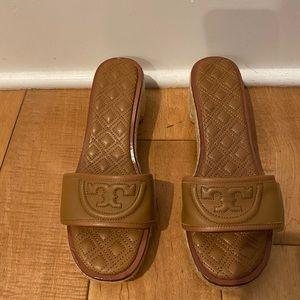 Tory Burch Shoes - Tory Burch Espadrille Slide